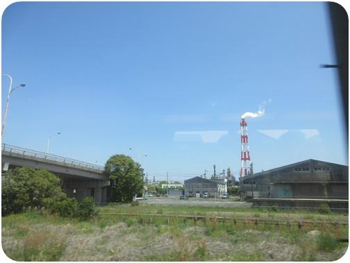 近鉄線の景色