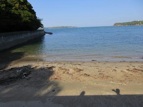 渡鹿野島海