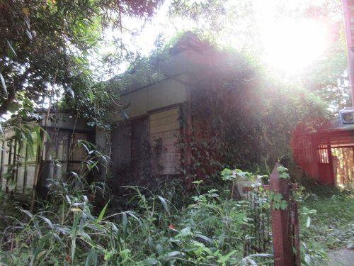 渡鹿野島廃墟