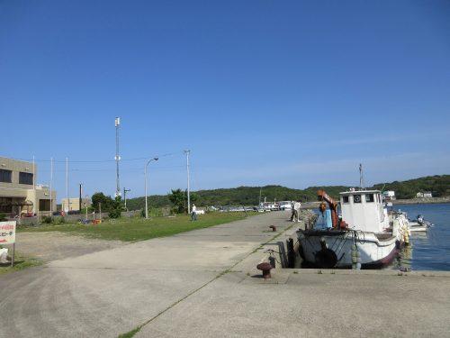 渡鹿野島GW