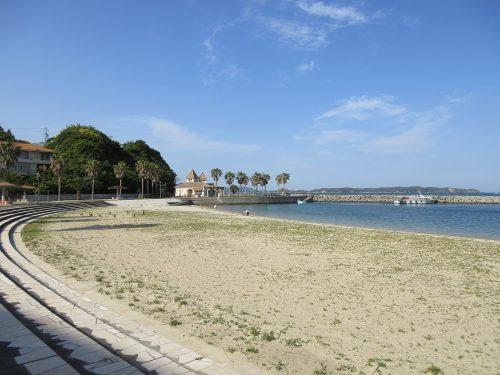 渡鹿野島ビーチ