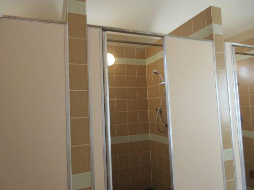 シャワー施設