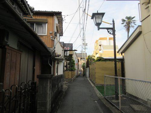 渡鹿野島街