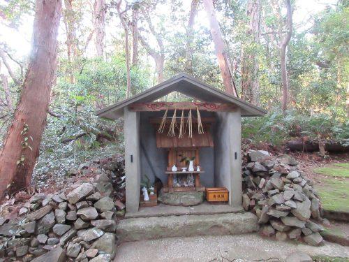 八重垣神社の社