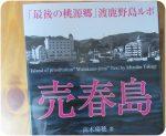 渡鹿野島・昼間の探検記録「船着き場から盛り場廃墟まで」